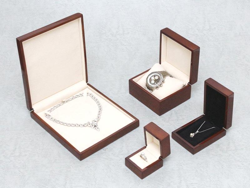 原木烤漆珠寶盒 Piano Paint Wooden Ring Box